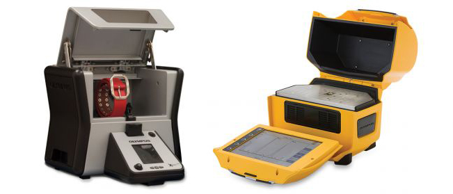 Compact and Portable XRF Analyzers