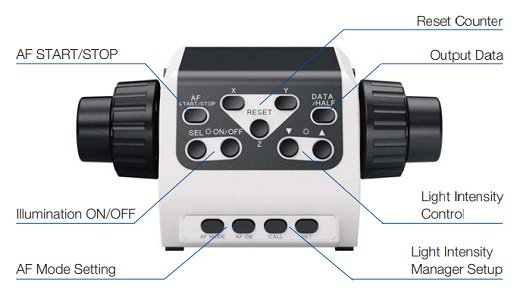 For Motorized Z-Axis Focusing Models: STM7-MCZ Focus Controller